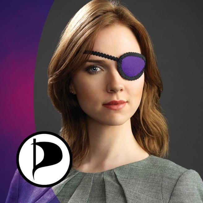 Ancilla van de Leest Piratenpartij