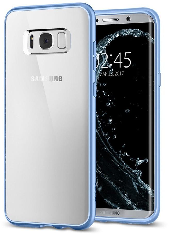 Spigen Samsung Galaxy S8 Plus Ultra Hybrid Blauw