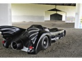 Batmobile met turbinemotor
