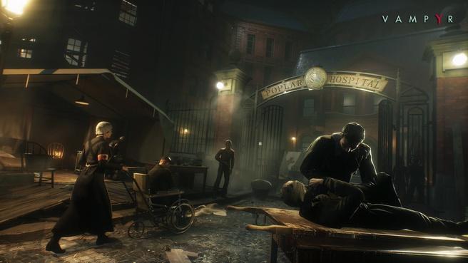 Vampyr, Xbox One