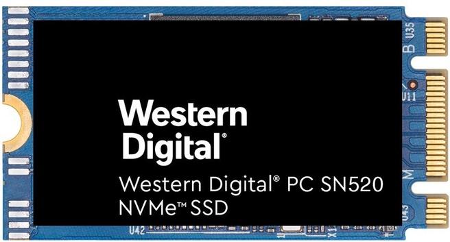 WD SN520 M.2 42mm 512GB