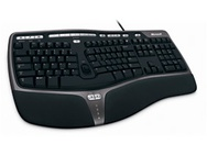 Goedkoopste Microsoft Natural Ergonomic Keyboard 4000 (Qwertz CH)