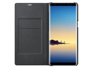 Samsung Galaxy Note 8 LED View Cover Zwart