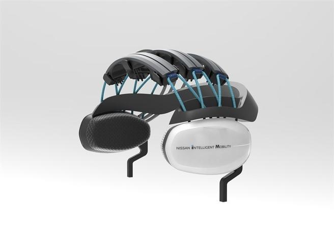 Nissan-headset