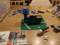 Politiebureau in aanbouw