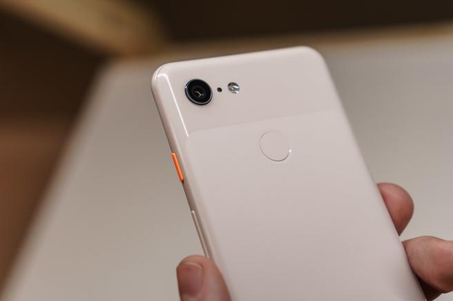 Foto's van de Google Pixel 3 en Pixel 3 XL