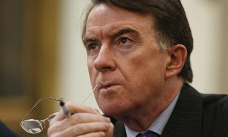 Minister Mandelson