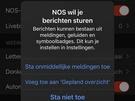 iOS 15 preview - notificaties