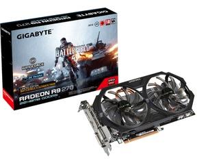 Gigabyte Radeon R9 270, 2GB