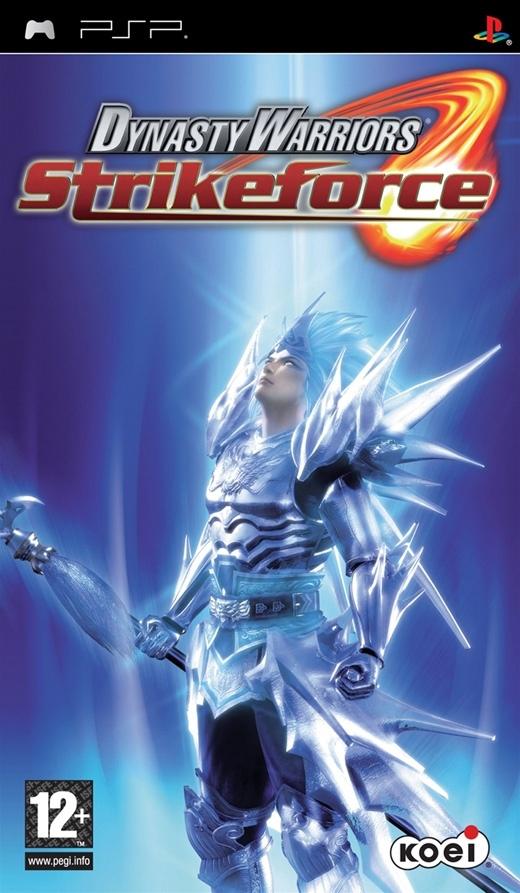 Packshot voor Dynasty Warriors: Strikeforce