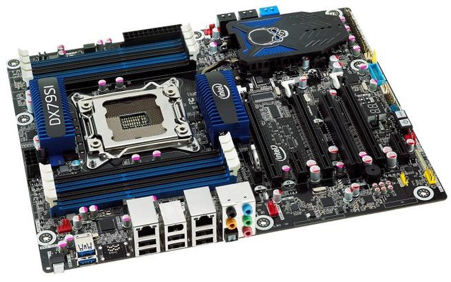 Intels X79-moederbord