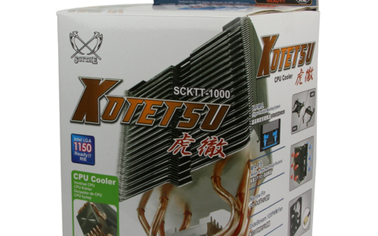 Scythe Kotetsu-cpu-koeler