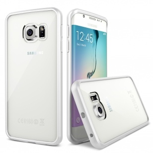 Verus Verus Crystal Mixx Samsung Galaxy S6 edge case - White