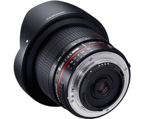 Samyang Optics 8mm F3.5 UMC Fish-Eye CS II