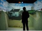 Landschapsvisualisatie in Cube van RuG