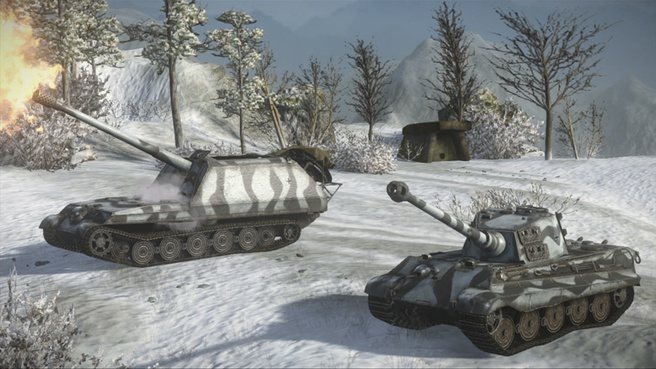 World of Tanks, Xbox 360