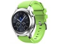 Goedkoopste qMust Sport armband voor Samsung Gear S3 Classic / Frontier - Groen