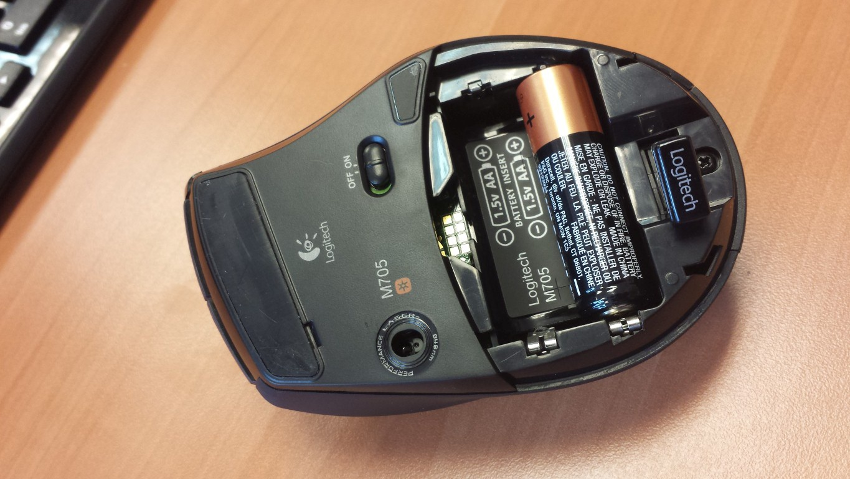 Logitech Wireless Marathon Mouse M705 - dirkjesdirk - Userreviews
