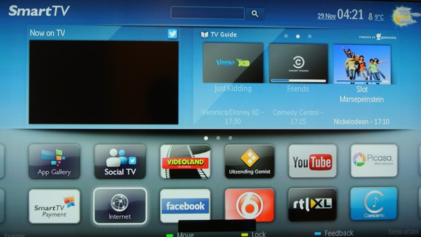Philips PFL9707 Smart TV