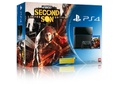 Goedkoopste Sony PlayStation 4 500GB + Infamous: Second Son Zwart
