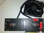 AMD Radeon R9 295X2 (bron: Chiphell)