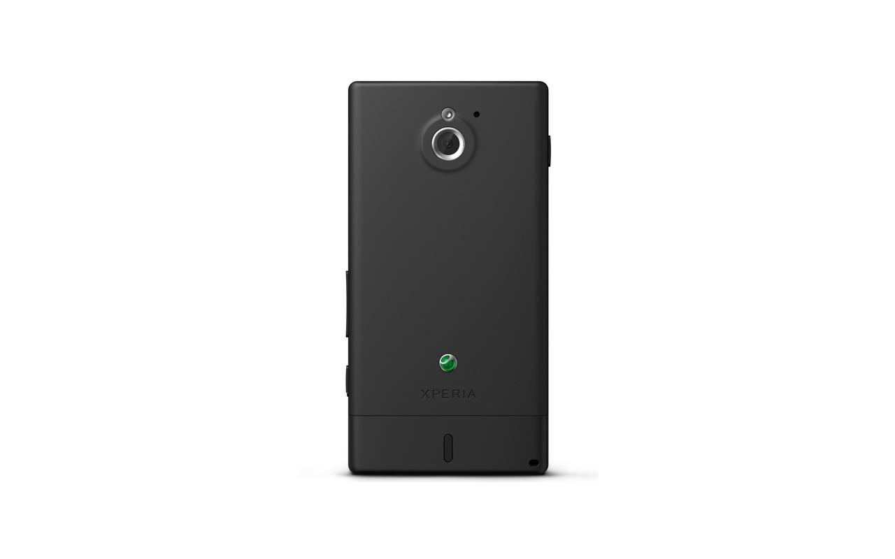 Sony Xperia Sola Zwart