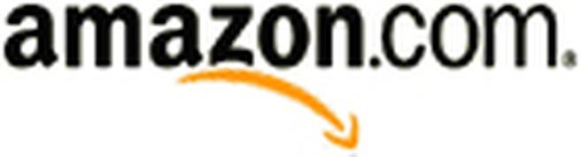 Amazon.com-logo met tegenvaller-pijltje