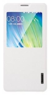 Baseus Primary Case Samsung Galaxy A7 - hoesje met slaapfunctie - wit