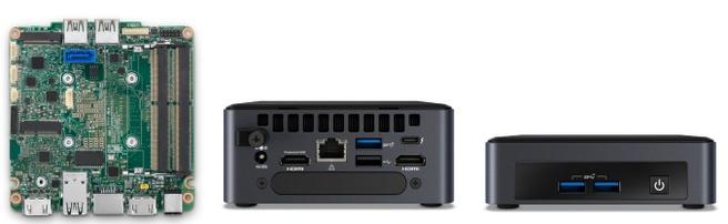 Intel NUC 8 Pro