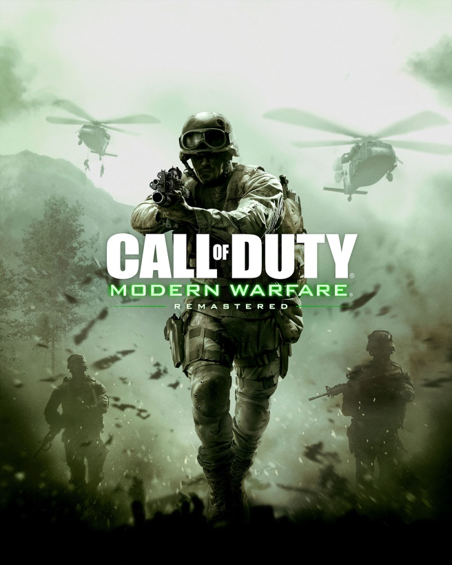 Call of Duty 4: Modern Warfare Remastered (Windows), PC (Windows)