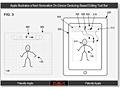 Apple 3d-gestures patent