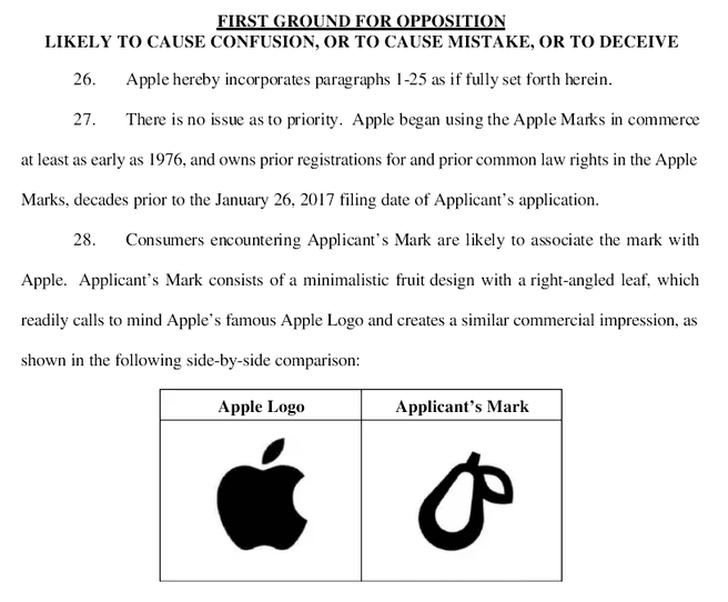Apple verzet zich tegen Peer