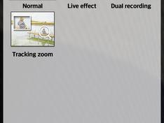 Camera Options Effecten 2