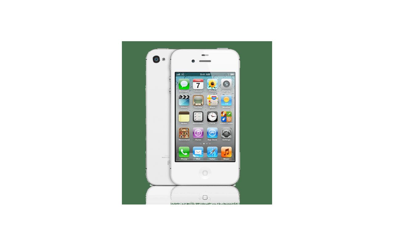 Apple iPhone 4S Wit