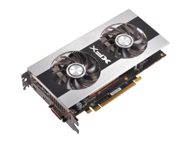 XFX HD7770 Double Dissipation Edition
