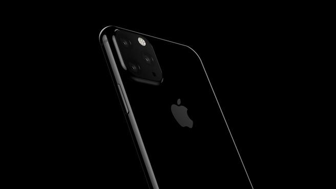 Vermoedelijke iPhone XS-opvolger (bron: OnLeaks/Digit.in)