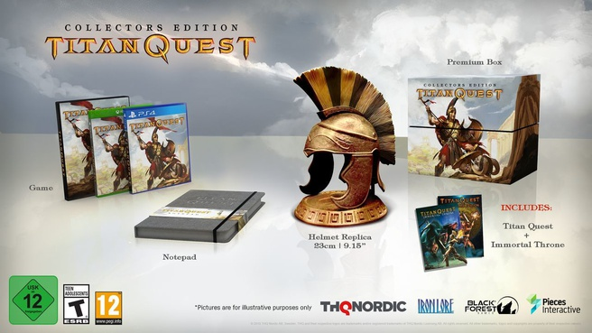 Consoleversies Titan Quest