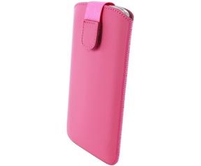 Mobiparts Premium Pouch Size 4XL Pink
