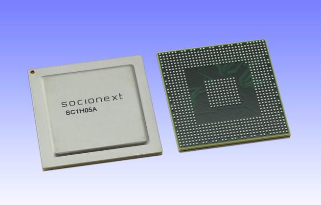 Socionext chip