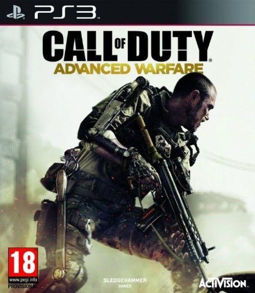 Call of Duty: Advanced Warfare, PlayStation 3