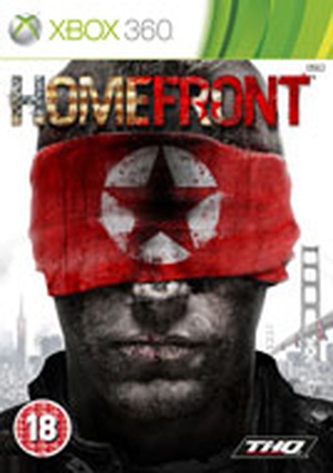 Box Homefront Xbox 360