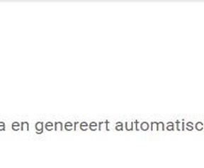 Google Live Ondertiteling in Chrome