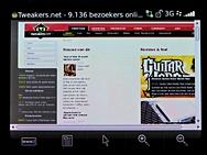 Blackberry-browser