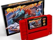 Heruitgave van Street Fighter II voor de SNES