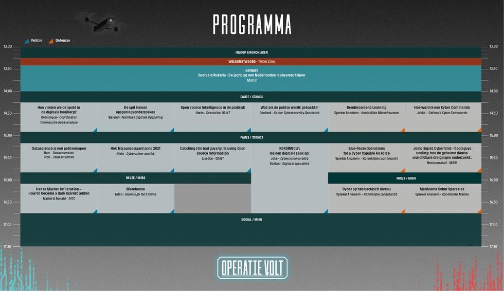 Volt programma 23-3