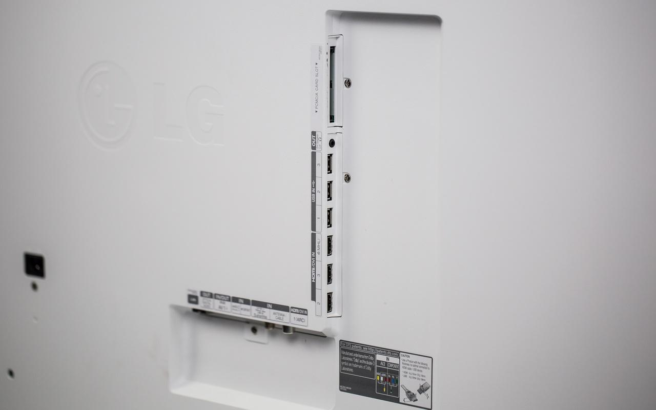 LG 55 LB870V met webOS Review - Conclusie - Tweakers