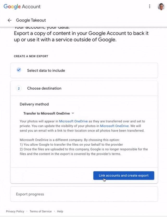 Google Foto's kan losse fotoalbums overzetten naar Flickr en OneDrive