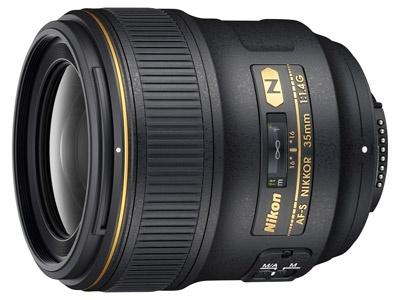 Nikon Nikkor AF-S 35mm f/1.4G