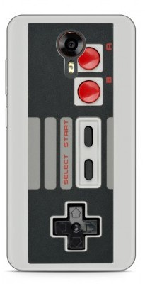 Just in Case Wileyfox Swift Hoesje Nintendo Controller Classic