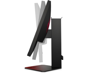 HP Omen X 25f Zwart